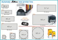 Automaty Shiny New Printer Line