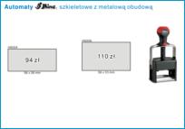 Automaty SHINY z metalową obudową
